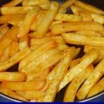 Это всем известная картошка
