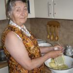 Готовим картоыфельные оладьи