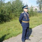 Ветеран ВОВ Смирнов Б.