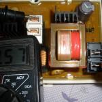 Трансформатор вышел из строя