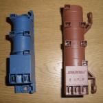 Ремонт электрической варочной панели горение