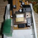 Основной управляющий элемент микроволновки.