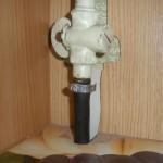 Подключение газа к плите газовиками.